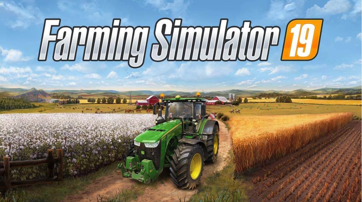 Epic免费喜加一《模拟农场19》