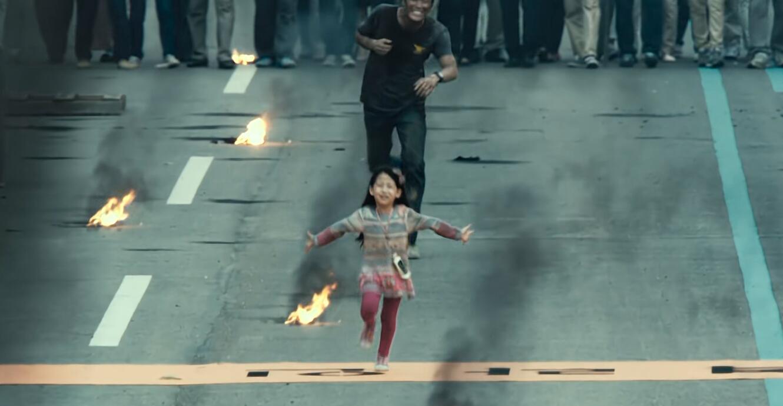 最近热议的韩国电影《流感》