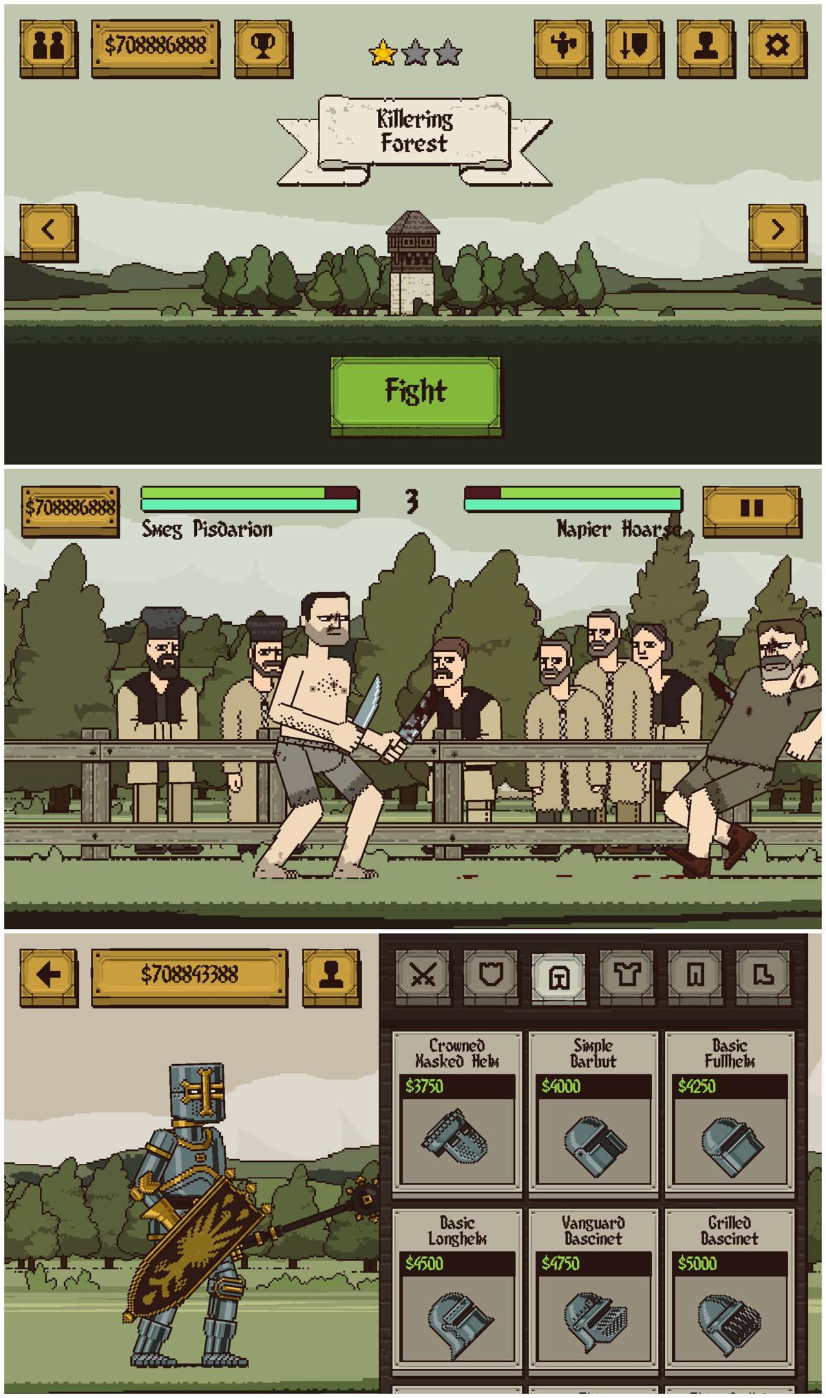 格斗游戏 该死的混蛋绿化版
