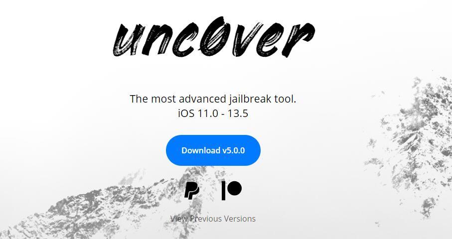 苹果iOS13.5越狱unc0ver发布