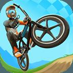 竞速休闲游戏 疯狂自行车2