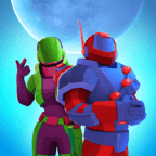 科幻射击闯关游戏 太空先锋