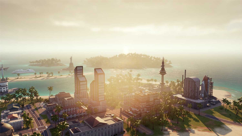《海岛大亨6》v1.080中文版,一款模拟经营类游戏