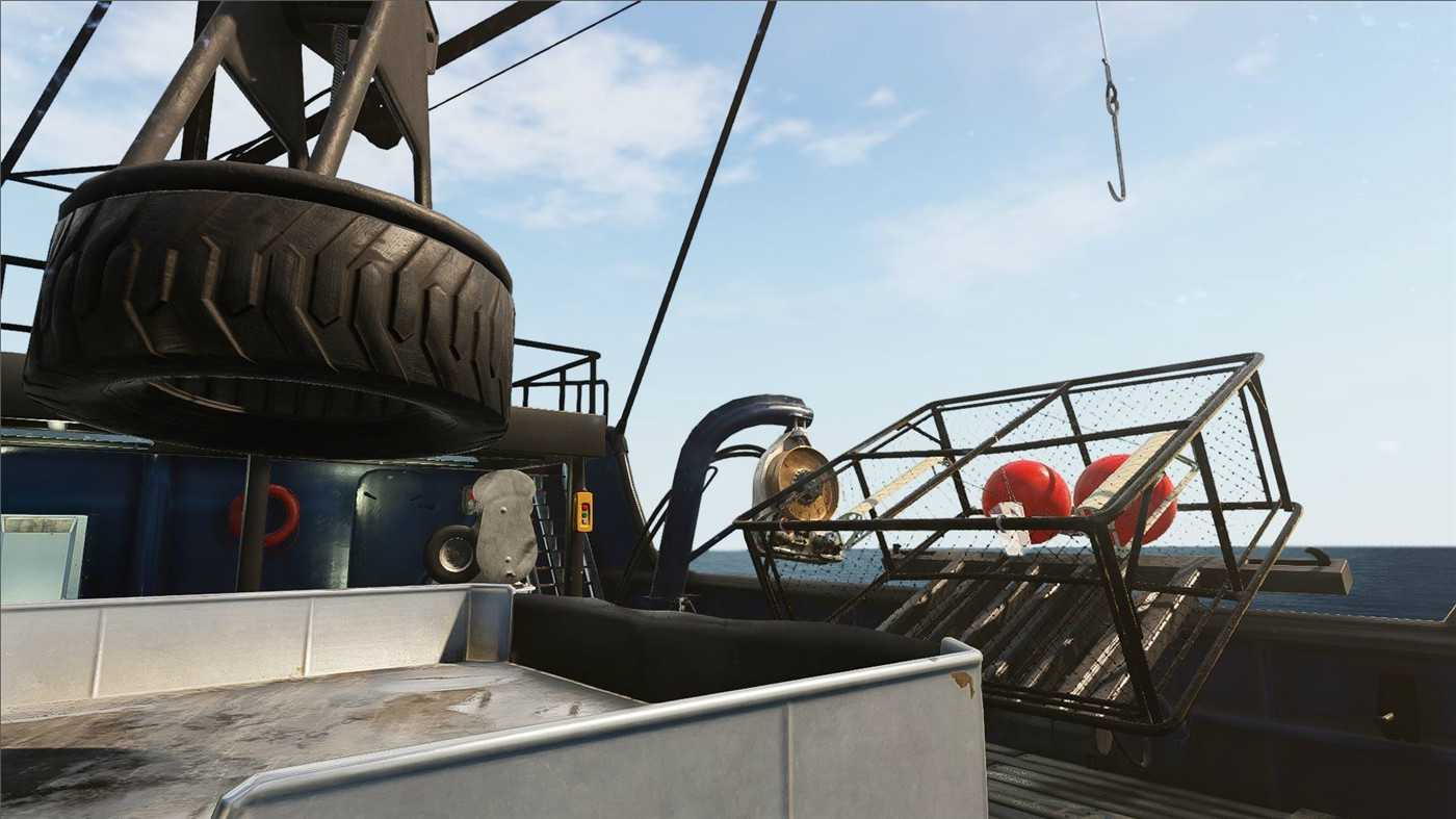 《致命捕捞》v1.1.0中文版,Moonlit制作Ultimate Games S.A.发行的一款第一人称游戏