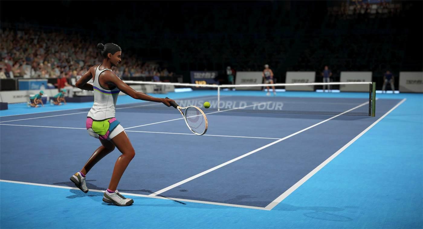 《网球世界巡回赛2》中文版
