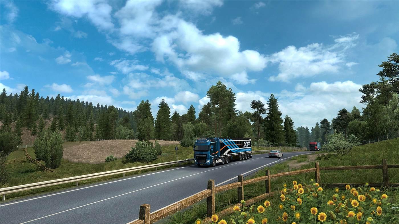 《欧洲卡车模拟2》v1.38.1.15s