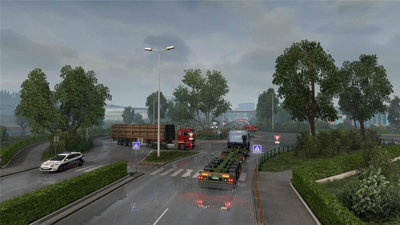 欧洲卡车模拟2 v1.40.1.0  游戏 第2张