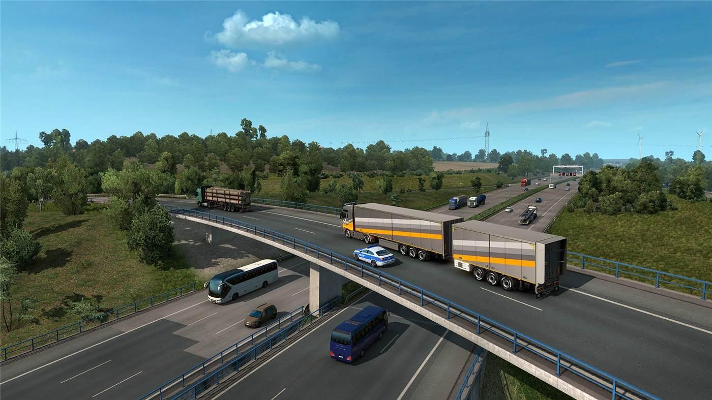 欧洲卡车模拟2 v1.40.1.0  游戏 第3张