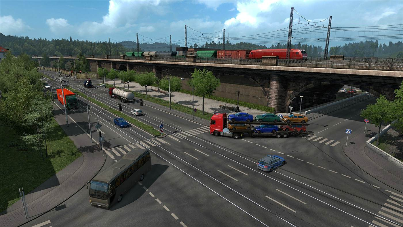 欧洲卡车模拟2 v1.40.1.0  游戏 第4张