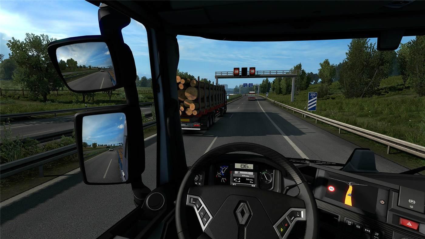 欧洲卡车模拟2 v1.40.1.0  游戏 第6张
