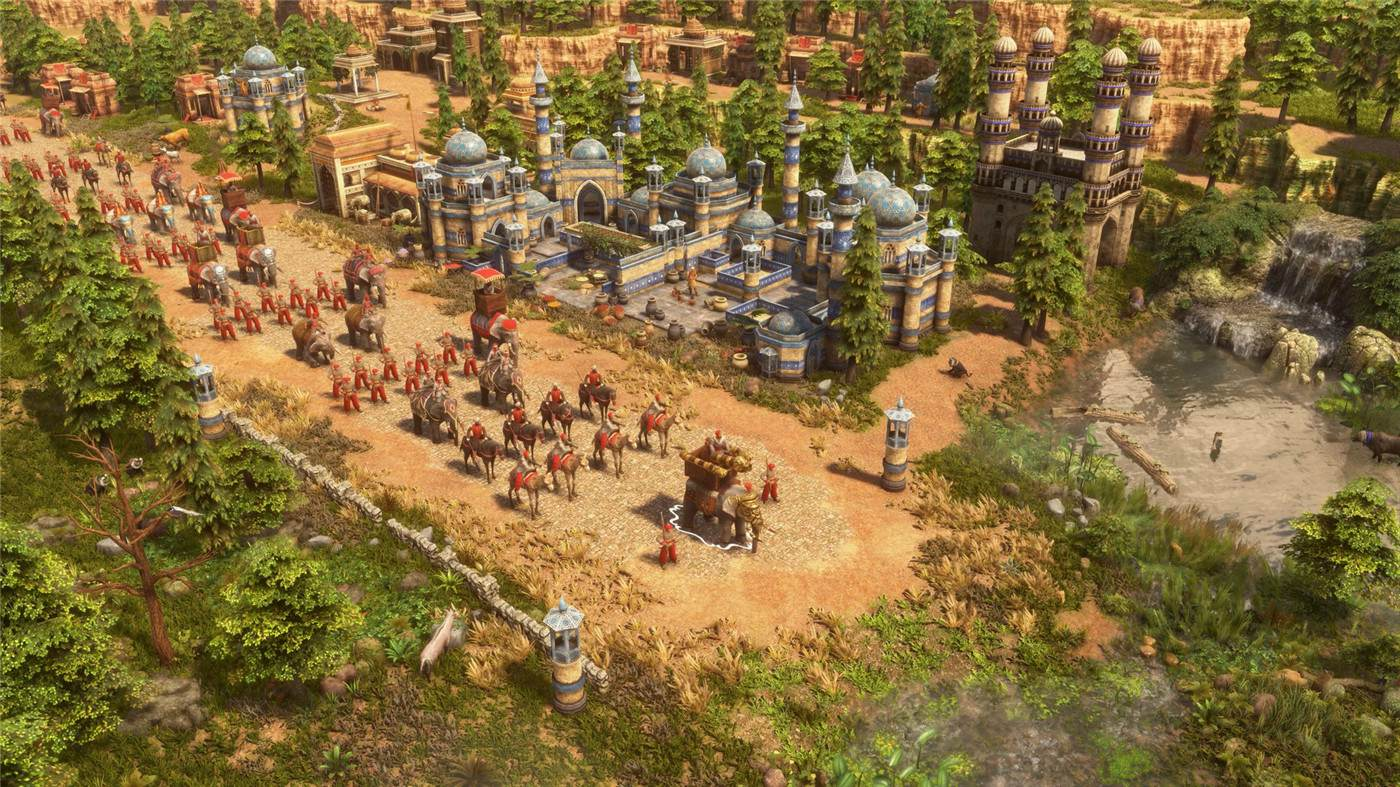 《帝国时代3:决定版》中文版