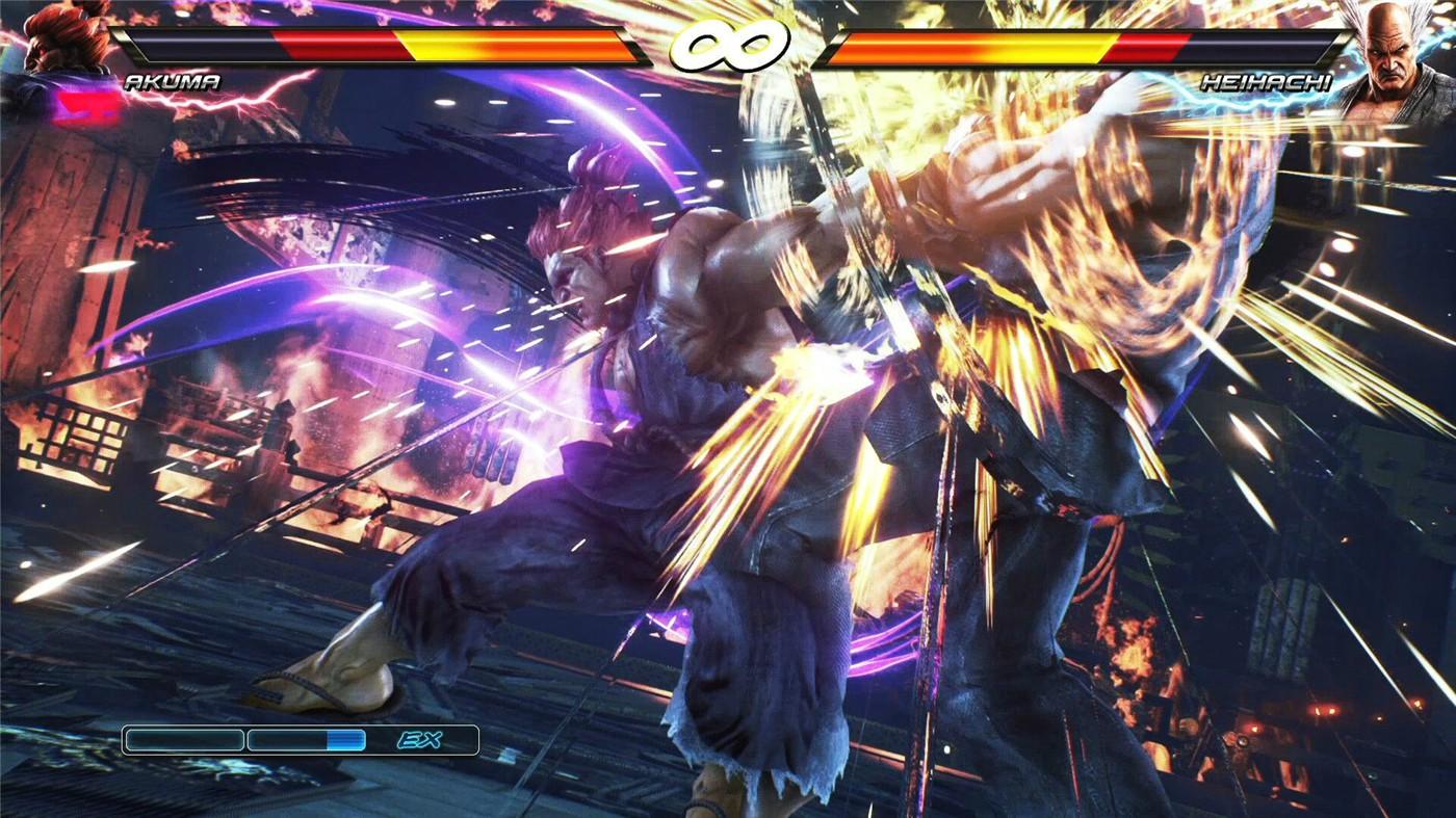 铁拳7 v3.3全DLC中文版-玖卿精品