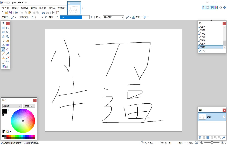 Paint Net v4.3.1多语言版