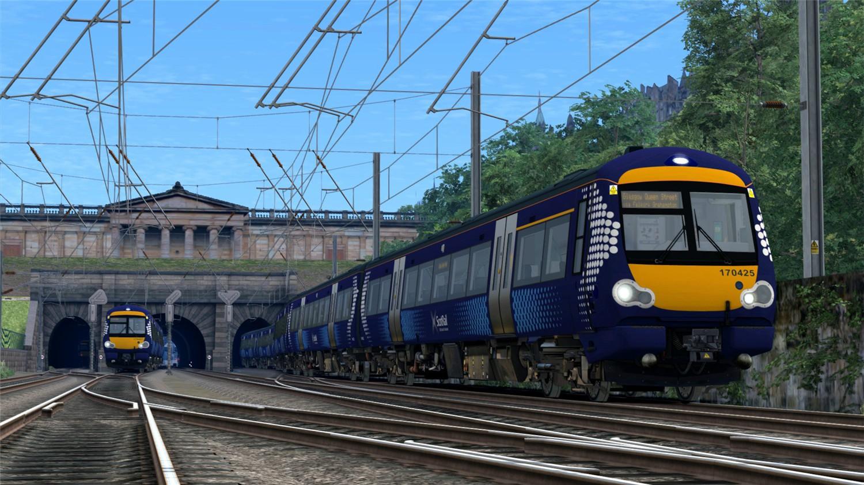 《模拟火车世界2021》中文版