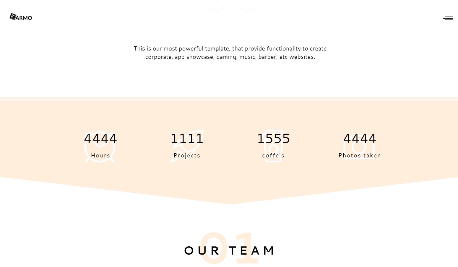 100套精美HTML页面源码