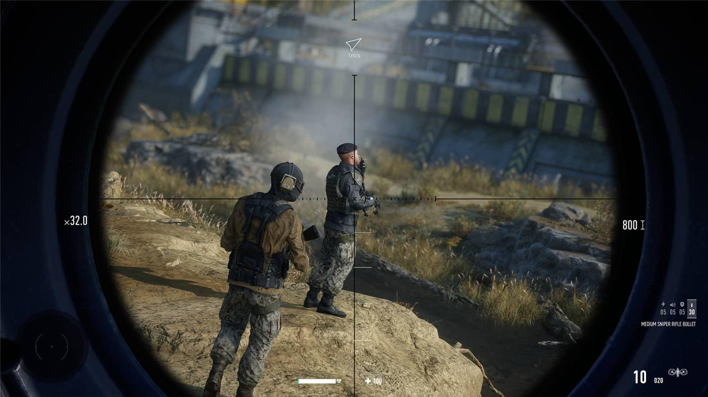 《狙击手:幽灵战士契约2》中文版