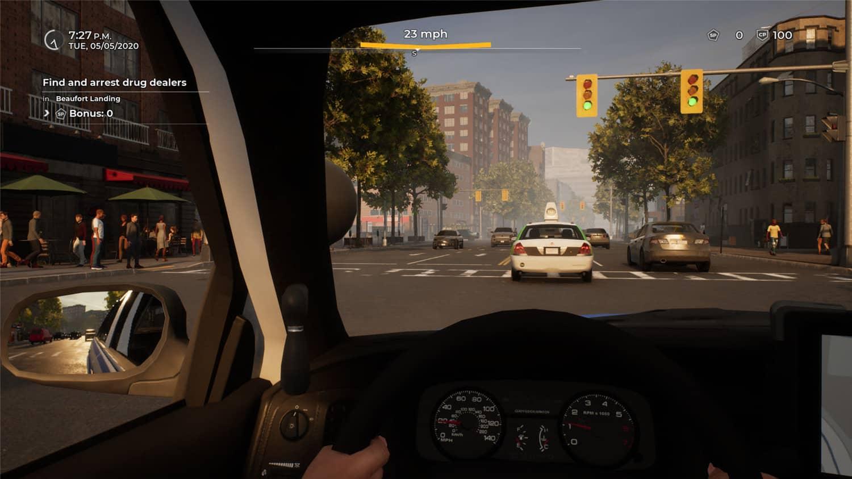 《警察模拟器:巡警》v1.1.0中文版